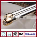 display silver Chopsticks Luxury OEM Chopsticks with diamond Chopsticks gift set with box for wedding gift