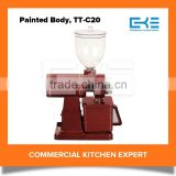Wholesale Good Coffee Grinder Parts Antique Turkish Commercial Industrial Electric Coffee Bean Grinder Machine
