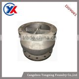 grey iron cast & nodular iron cast casting for valve body ,valve parts