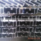 ND Brand_Industrial Aluminum Extrusion with Different Shapes Excellent Surface Powder Coating