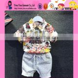 OEM Baby Boy Clothing Factory Fashion Children Shirt Made In China Cheap Baby Clothes
