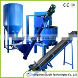 Single Barrel Centrifugal Cement Mixer/Concrete Mixer/Cement Agitator For EPS Foam Decorative Cornice