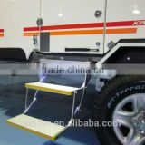 ES-F-D Series Truck ladder Electric Folding Step for Van and Motorhomes