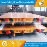 Fixed Scissor Type Lift Platform Used For Transfer Cargo Cars with YUGONG Brand