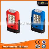led construction working light with magnetic