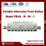 5Wattes Step RF Variable Pushbutton Attenuator