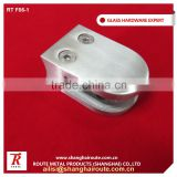 precision casting building hardware Satin surface stainless steel 304 balustrade glass clamp