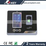 touch screen WIFI Biometric facial station recognition face time attendance machine