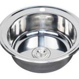 Hot selling cheap round bowl small size kitchen sink WY-510A