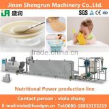 High quality nutrition powder baby food production machine