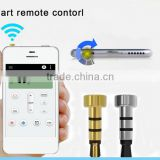 Intelligent Mobile Smart Infrared Universal Wireless Ir Remote Control Plug for Home Applicance Universal Remote Control
