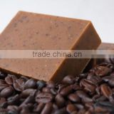 Organic Exfoliating Coffee Natural Soap Bars