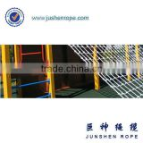Top quality updated pp raffia in rope mace