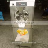 Professional Fan cooling Commercial hard ice cream machine