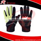 Full Finger Cycling Gloves | Custom Design Cycling Gloves Sport Gel Full Finger Non Slip Mountain Bike Gloves