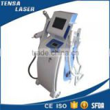 4000w high power multifunction beauty machine ipl shr opt elight nd yag laser