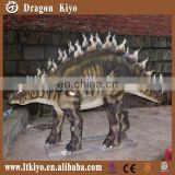 High Quality Animatronic Stegosaurus for outdoor playgroud for sale