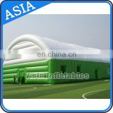CE Approved Air Inflatable Dome Tent For Tennis , Inflatable Tennis Court Tent Factory Price