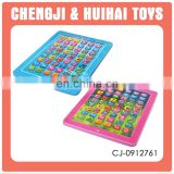 Learning set plastic education ipad play pad for kids