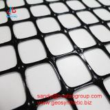 Plastic PP biaxial geogrid