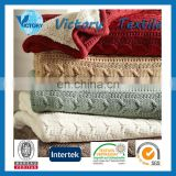 Hot sale high quality of 100%wool for hotel and army or home wool blanket