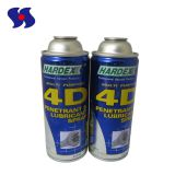 Sihai manufacturer offer empty aerosol tin cans diam.65x158 400ml