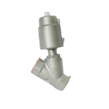 pneumatic angle seat valve made in China