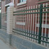 Green Garden Fence Wire Mesh Easy To Transport Wire Mesh Fence