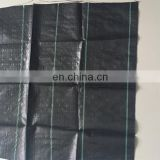 New PP/PE breathable plastic weed control mat/Anti grass cloth for greenhouse ground covering