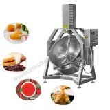 Electric Thermal Oil Mustard Sauce Cooker Mixer Machine