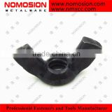 OEM various plastic good quality butterfly bolt and nut