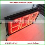 bus led display/digital number led display board