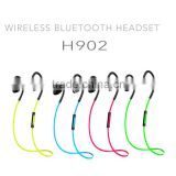 H902 new model bluetooth headset, bluetooth headset sport, wireless headset conference microphone