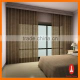 Curtain Times stylish luxury drapes curtain for home hotel restaurant electric curtain using