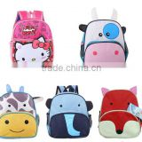 Animal Style Oxford School Bag Kids School Bag School Bag