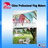 Christmas Colorful Fabric Bunting And Pennant Flags                                                                         Quality Choice