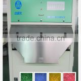Double Belt-type Plastic Color Sorters(PP,PET,ABS flakes and granules)