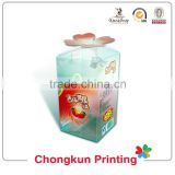 Chongkun Printing,the best 3D lenticular products for you. 3D Candy transparent plastic box