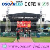 Top quality high refresh rate/brightness use for big stage/event/project P6 rental use led signs rental led advertising display