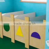 Decorative high pressure laminate board/high pressure laminate hpl board used for partition