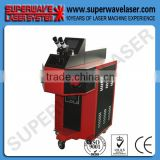 Best Selling! Lowest Repair Rat! Gold Laser Machine Welding for Jewelry