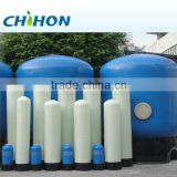 Raining water treatment equipment plastic tank