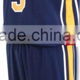 Basket ball jersey, OEM basket ball uniform new style 2015