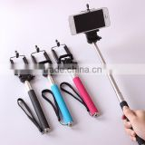 JR-888 self timer pole camera stand monopod camera holder selfie tool Handheld mobile phone camera bracket APP needed