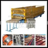 3 gutters metal roll forming machine ,steel roll forming machines