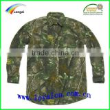 camo polar fleece jacket for men