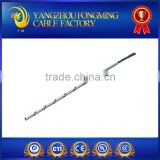 250deg.C 12AWG 3% nickel copper with teflon ptfe tape insulatted braid TGGT wire and cable