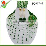 JQ007 -3 2015 fashion african beads jewelry set wholesale bridal jewelry sets african wedding jewelry set for party