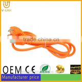 Hot sell ac power cord power cord making machine for LCD monitor