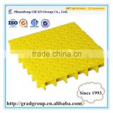 Anti-slip and anti-corrosion plastic grating sheet/FRP Grating Sheet